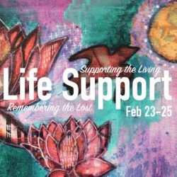 SNEAK Preview of Life Support Art Show